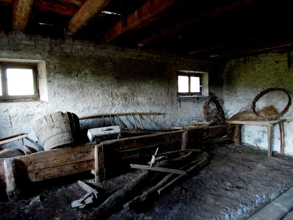 La vecchia stalla